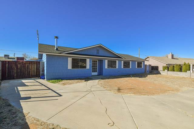 8147 E Jacque Drive, Prescott Valley, AZ 86314 (MLS #1034698) :: Conway Real Estate