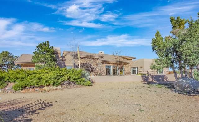 5250 W Sinagua Lane, Prescott, AZ 86305 (MLS #1034714) :: Conway Real Estate