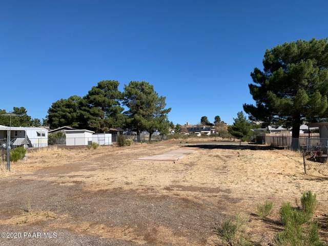 17480 E Trails End Road, Mayer, AZ 86333 (MLS #1034755) :: Conway Real Estate