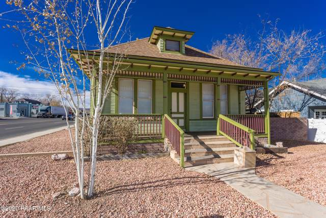 302 N Virginia Street, Prescott, AZ 86301 (#1034805) :: Prescott Premier Homes | Coldwell Banker Global Luxury