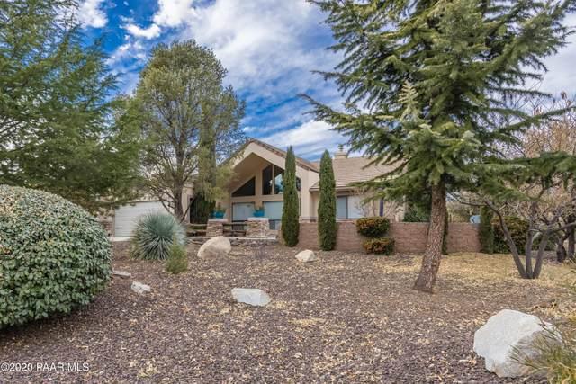 786 Pinon Oak Drive, Prescott, AZ 86305 (MLS #1034806) :: Conway Real Estate