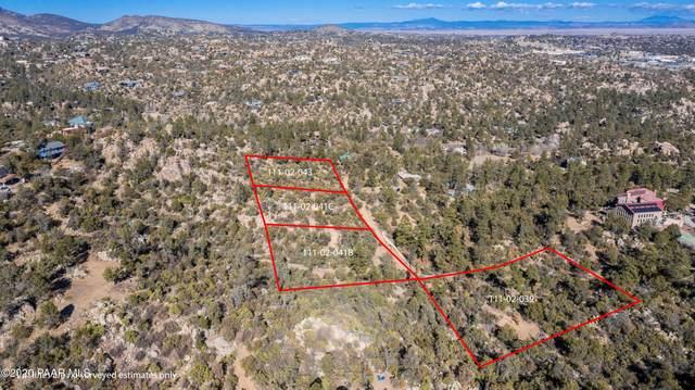 1807 Idylwild Hill, Prescott, AZ 86305 (MLS #1034983) :: Conway Real Estate