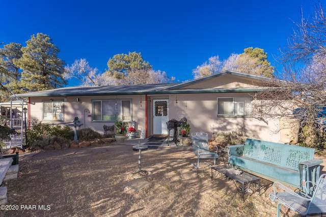 1118 Fair Street, Prescott, AZ 86305 (MLS #1035024) :: Conway Real Estate