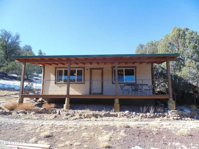 892 Sierra Verde Ranch, Seligman, AZ 86337 (#1035037) :: Prescott Premier Homes | Coldwell Banker Global Luxury