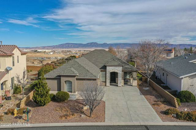 7022 Lynx Wagon Rd Road, Prescott Valley, AZ 86314 (MLS #1035041) :: Conway Real Estate