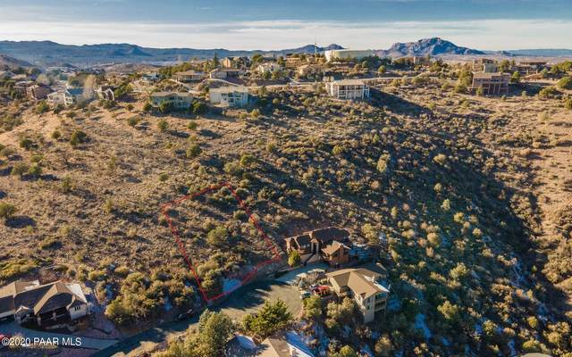 4735 Star Rock Drive, Prescott, AZ 86301 (MLS #1035094) :: Conway Real Estate