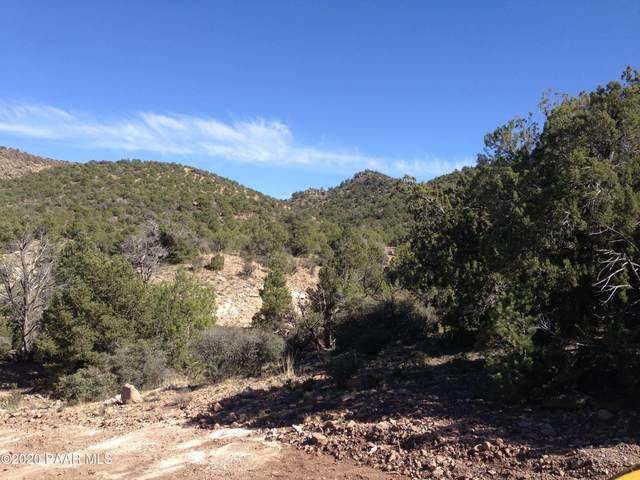 Lot 45 Crooked Trail, Kingman, AZ 86401 (#1035108) :: Prescott Premier Homes | Coldwell Banker Global Luxury