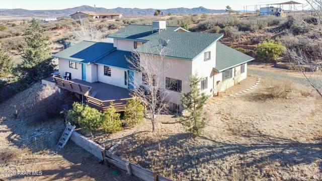 600 S Hideaway Drive, Dewey-Humboldt, AZ 86327 (#1035115) :: Prescott Premier Homes | Coldwell Banker Global Luxury