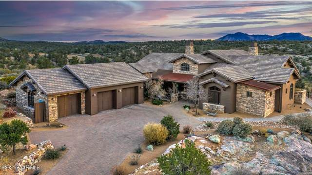 12725 W Cooper Morgan Trail, Prescott, AZ 86305 (#1035175) :: Prescott Premier Homes | Coldwell Banker Global Luxury