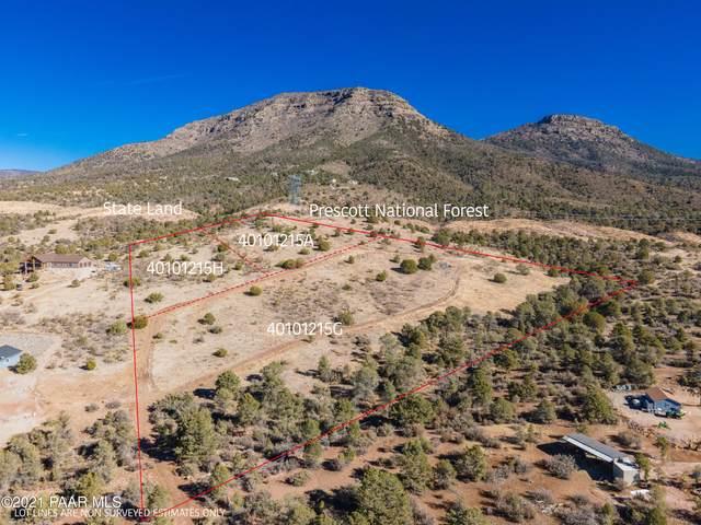 0 Legend Hills Road, Prescott Valley, AZ 86315 (#1035206) :: Shelly Watne