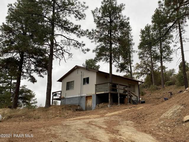 22868 S Towers Mountain Road, Crown King, AZ 86343 (MLS #1035210) :: Conway Real Estate