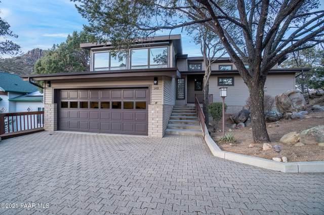 140 N Horizon Circle, Prescott, AZ 86303 (#1035229) :: Prescott Premier Homes | Coldwell Banker Global Luxury