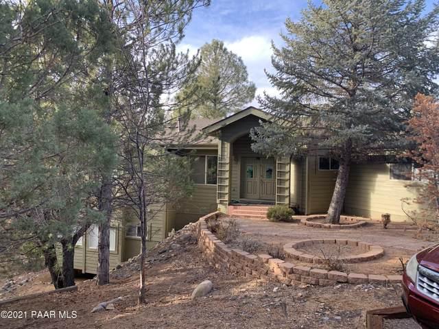 950 Northwood Loop, Prescott, AZ 86303 (MLS #1035265) :: Conway Real Estate