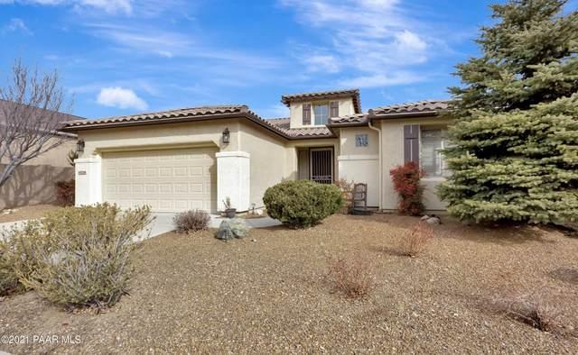7154 E Barefoot Lane, Prescott Valley, AZ 86314 (MLS #1035290) :: Conway Real Estate