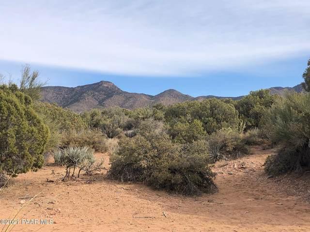 Lot 58 Cotton Top Road, Kingman, AZ 86401 (#1035323) :: Shelly Watne