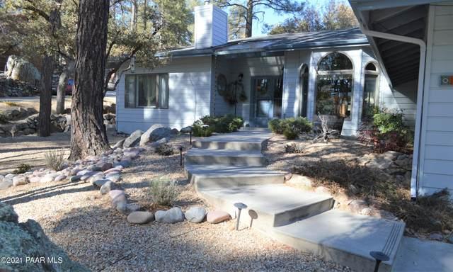 1710 Valley Ranch Circle, Prescott, AZ 86303 (MLS #1035339) :: Conway Real Estate