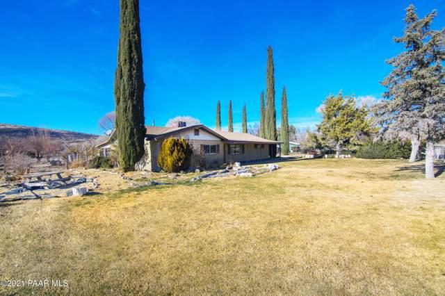 3180 S Iron Springs Road, Skull Valley, AZ 86338 (#1035355) :: Prescott Premier Homes | Coldwell Banker Global Luxury