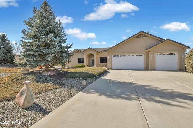 5883 Nightshade Lane, Prescott, AZ 86305 (MLS #1035393) :: Conway Real Estate