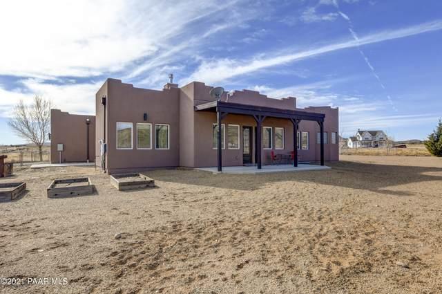 11250 N Cowboy Trail, Prescott, AZ 86305 (#1035403) :: Prescott Premier Homes | Coldwell Banker Global Luxury