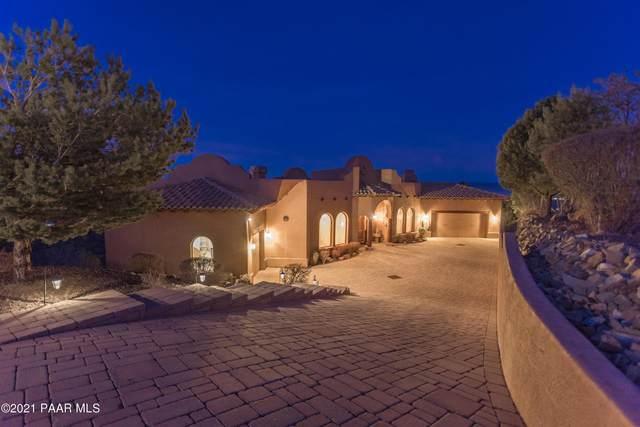 2736 Lookover Circle, Prescott, AZ 86303 (MLS #1035412) :: Conway Real Estate