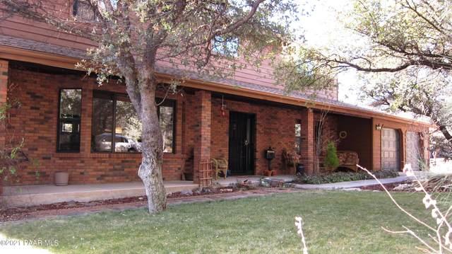 19 Woodside Drive, Prescott, AZ 86305 (MLS #1035414) :: Conway Real Estate