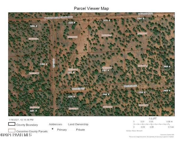 3227 W Birch Avenue, Williams, AZ 86320 (#1035430) :: Prescott Premier Homes   Coldwell Banker Global Luxury