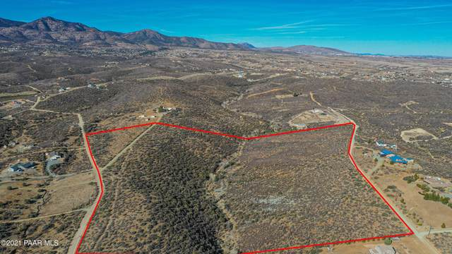 11692 E Rocky Hill Road, Dewey-Humboldt, AZ 86327 (#1035474) :: Shelly Watne