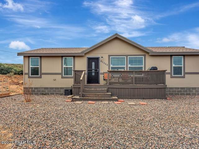 10995 E Powerline Road, Dewey-Humboldt, AZ 86327 (#1035508) :: Shelly Watne
