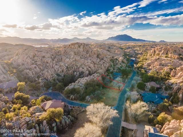 2135 E Boulder Creek Lane, Prescott, AZ 86301 (#1035555) :: Shelly Watne