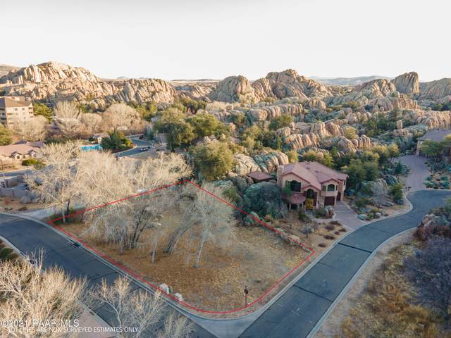 2185 E Boulder Creek Lane, Prescott, AZ 86301 (#1035556) :: Shelly Watne