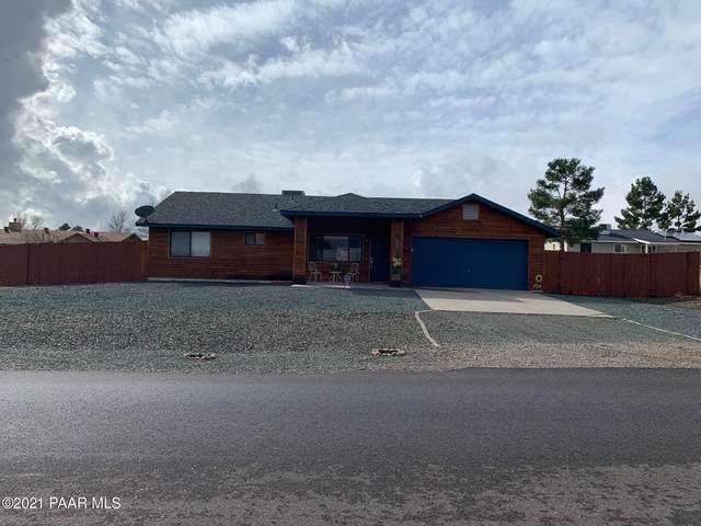 20017 E Sierra Drive, Mayer, AZ 86333 (#1035585) :: Shelly Watne