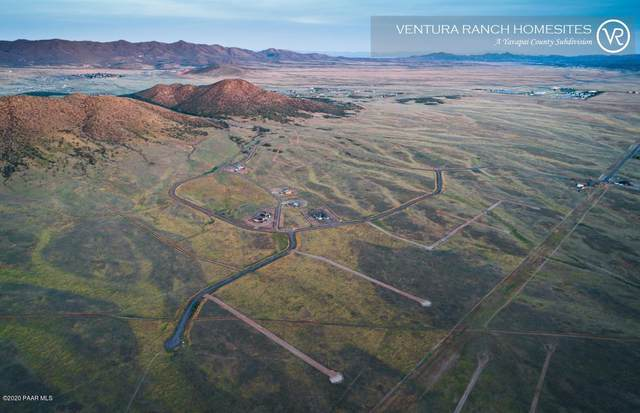 10500 E Ventura Lot 43 Way, Prescott Valley, AZ 86315 (#1035591) :: Shelly Watne