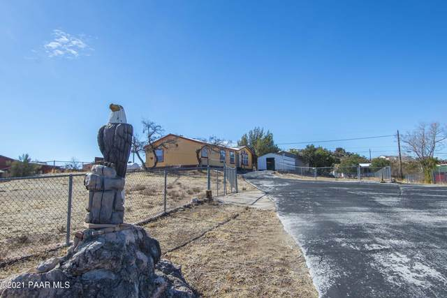 4650 N Quail Hollow Road, Rimrock, AZ 86335 (#1035655) :: Prescott Premier Homes | Coldwell Banker Global Luxury