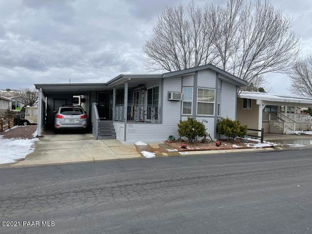 924 N Country View Drive, Prescott Valley, AZ 86314 (MLS #1035670) :: Conway Real Estate