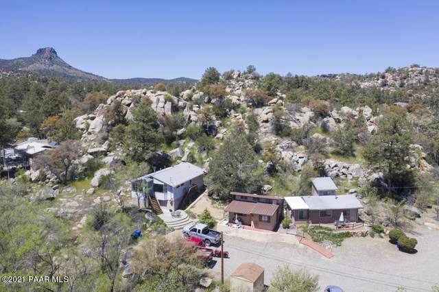 1409 Paar Drive, Prescott, AZ 86305 (MLS #1035774) :: Conway Real Estate