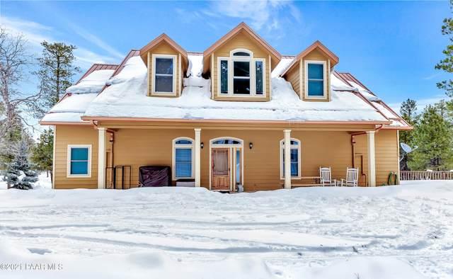 284 E Foothill Trail, Williams, AZ 86046 (#1035823) :: Prescott Premier Homes | Coldwell Banker Global Luxury