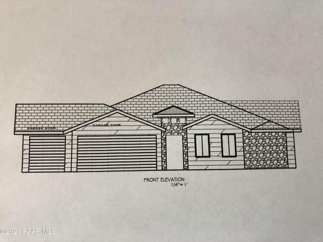 0 E Big Buck Lane, Paulden, AZ 86334 (MLS #1035852) :: Conway Real Estate