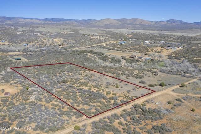 0 Vergona Road, Dewey-Humboldt, AZ 86327 (#1035935) :: Shelly Watne