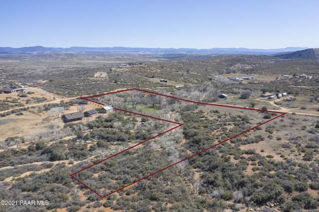 0 Premonition Lane, Dewey-Humboldt, AZ 86327 (#1035939) :: Shelly Watne