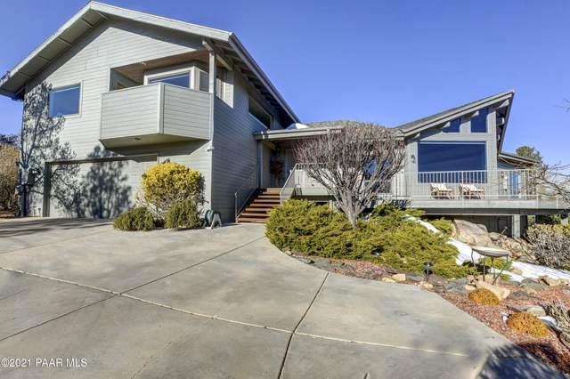 1727 Broken Arrow Drive, Prescott, AZ 86303 (#1035958) :: Prescott Premier Homes   Coldwell Banker Global Luxury