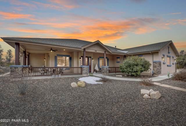 953 Estrella Court, Prescott, AZ 86305 (#1036070) :: Prescott Premier Homes | Coldwell Banker Global Luxury