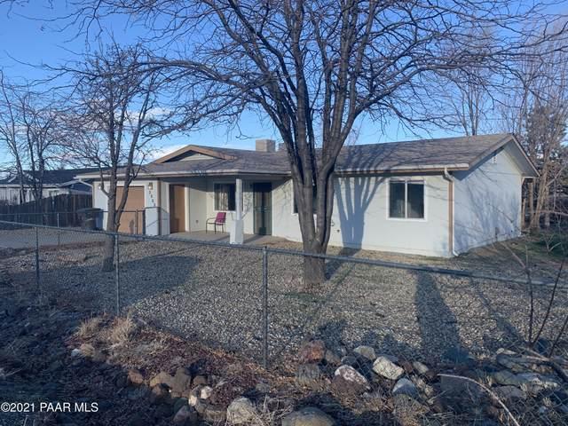 3553 N Castle Drive, Prescott Valley, AZ 86314 (#1036131) :: Shelly Watne