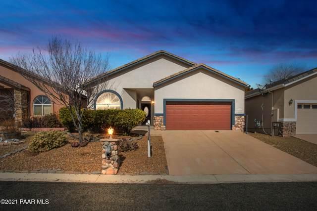 1808 Ryan Court, Prescott, AZ 86301 (#1036163) :: Prescott Premier Homes | Coldwell Banker Global Luxury