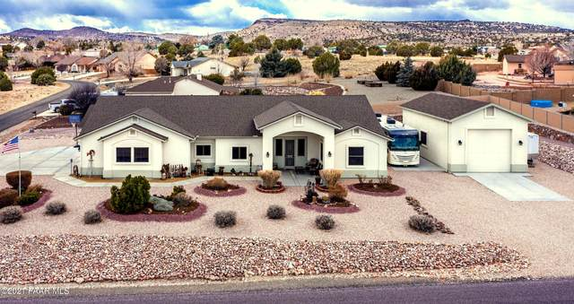 3660 N Grey Fox Drive, Chino Valley, AZ 86323 (#1036224) :: Prescott Premier Homes | Coldwell Banker Global Luxury