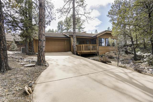 3169 W Crestview Drive, Prescott, AZ 86305 (#1036231) :: Prescott Premier Homes   Coldwell Banker Global Luxury