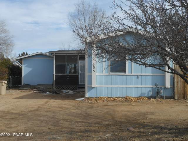 635 Ruth Road, Chino Valley, AZ 86323 (#1036249) :: Prescott Premier Homes | Coldwell Banker Global Luxury