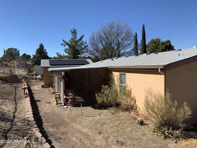17275 E Lakeview Place, Mayer, AZ 86333 (MLS #1036254) :: Conway Real Estate