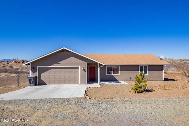 13762 S Bluebird Lane, Mayer, AZ 86333 (MLS #1036342) :: Conway Real Estate