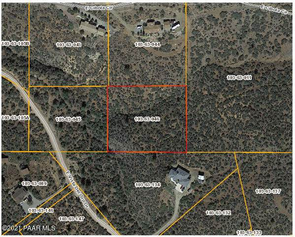 Off E Vista Del Oro Drive, Prescott, AZ 86303 (#1036380) :: Prescott Premier Homes | Coldwell Banker Global Luxury
