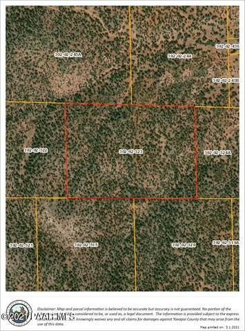 Lot 189 Off Of Indian Springs Road, Ash Fork, AZ 86320 (MLS #1036414) :: Conway Real Estate